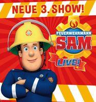 Feuerwehrmann Sam Live! Neue 3. Show