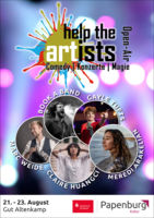 Help the Artists Open-Air