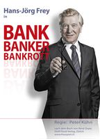 Verlegt Bank Banker Bankrott