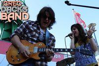 """Woodstock Festival """"The Greg Dacks Band"""""""
